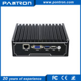 sustentação WiFi/PC portuário processador central 4*LAN de 3G/4G intel j1900 mini