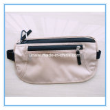 Fissare il sacchetto nascosto della cinghia di soldi del raccoglitore del supporto RFID del passaporto