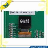 "0.66 ""flexibles OLED 64X48 mit 28pins"