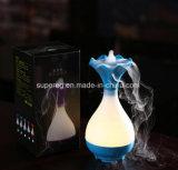 Vasen-Flaschen-super kühle Nebel-Nachtlicht-Öl-Aroma-Diffuser- (Zerstäuber)befeuchter