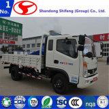 4 toneladas 90 de HP Shifeng carro plano/ligero de Fengchi1800