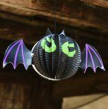 Linterna de papel de la calabaza para las barras de la decoración/del regalo/Cosplay/del partido de Víspera de Todos los Santos