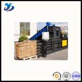 PLC는 플라스틱 회전율 상자를 위한 유압 금속 포장기를 통제한다