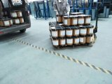 Aplicaciones calientes de goma butílica del derretimiento para los 1ros sellos del vidrio hueco