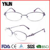 Marco púrpura de Eyewear del metal del nuevo diseño de la alta calidad de Ynjn (YJ-J8388)