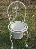 庭のための有用な鋳鉄S/2プランター立場
