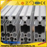 Aluminiumproduktions-Fließband des strangpresßling-Profil-T Solt