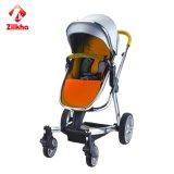 Korb-+ Auto-Sitzkissen + hoch Landschaftsentwurf 3 in 1 Baby-Auto