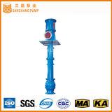 Bomba de impulsionador vertical da pressão de água