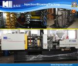 Máquina del moldeo por insuflación de aire comprimido de inyección del objeto semitrabajado del animal doméstico de la fábrica de China con Ce