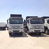 Descarregador de Sinotruk HOWO 6X4 371HP/caminhão de Tipper para a venda