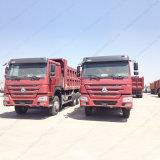 camion à benne basculante de 371HP Sinotruk HOWO 6X4 avec le système d'ABS