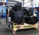 2-3 de Compressor van de Lucht van het Type van Zuiger van de Compressie 30bar van het stadium