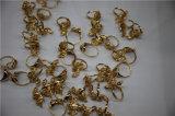 宝石類の薄い金の層の放出させるシステム