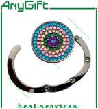 Cintre de bourse en métal de mode avec la couleur adaptée aux besoins du client (LAG-pH-15)