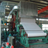 Papier de soie de soie de la qualité Tq-10 effectuant des machines