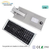 Der beste Preis von Outdoot hellem integriertem Solarder straßenlaterne5w-120w mit Qualität