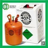 높은 순수성, Hfc는 기초를 두었다 혼합 냉각하는 가스 (R407C)의
