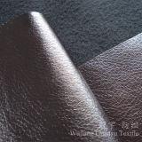 Bronzare il tessuto composto di cuoio della pelle scamosciata per il sofà
