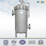 Alto Filtro Vivienda Bolsa de acero inoxidable Flow (DLQ02-2 # para DLQ24-2 #)