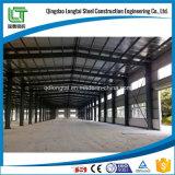 Здания мастерской/пакгауза стальной структуры в Африке (LTB-066)