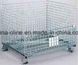 Jaula de acero del almacén de almacenaje de Metak (800*600*640)