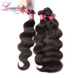 Объемная волна малайзийца девственницы волос 100% Remy Unprocessed