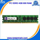 Ecc niet 800MHz PC2-6400 DDR2 4GB RAM