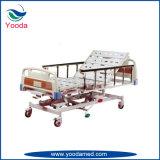 Cama de hospital hidráulica de tres funciones