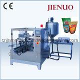 Автоматическая роторная жидкостная машина упаковки мешка сока