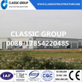 Magazzino prefabbricato poco costoso della Cina/costruzione alta aumento della fabbrica/liberato di della struttura d'acciaio