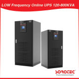 Unterbrechungsfreie Stromversorgung 120kVA zu 800kVA (Leistungsfähigkeit von Maschine >94% und Reichweite 98% im ECO Modus)