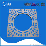 OEM Composite 1000 * 1000 * 30mm Tree Guard