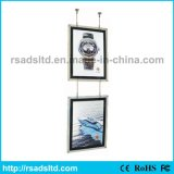Double Side LED Light Box Cristal