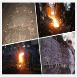 Tampa de câmara de visita redonda do ferro Ductile sanitário do aço inoxidável com frame