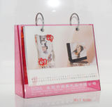 Calendar acrylique Frame Desk Calendar pour New Years Gifts