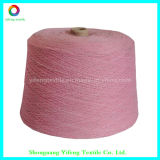 55%Cotton Coarse Knitting Yarn voor Sweater (2/18nm geverft garen)