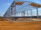 Prefab светлое здание пакгауза стальной структуры