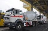 De Vrachtwagen van het Vervoer van de Concrete Mixer van Beiben 6X4 10m3