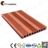 Revestimento composto de madeira do PE do HDPE