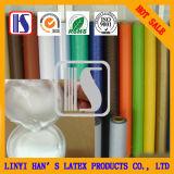 Pegamento líquido blanco del pegamento del alto rendimiento para la película del PVC
