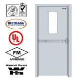 Visonガラスが付いている鋼鉄防火扉の耐火性にする鋼鉄ドアの耐火性のドアまたは