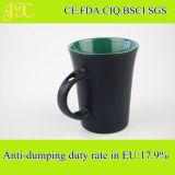 Zweifarbige Kaffeetasse der Fabrik-Zubehör-Qualitäts-9oz
