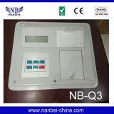 Équipement d'essai nutritif de saleté d'appareil de contrôle de la saleté pH NPK