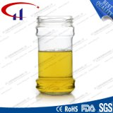 360ml極度のフリントガラスの蜂蜜の瓶(CHJ8042)