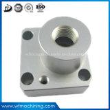 China liefern der 5 Mittellinien-Messing-/das Aluminium-/der Edelstahl-maschinell bearbeitenpräzision CNC, der für industrielle Maschinerie maschinell bearbeitet
