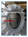 Arroz Field Special Tire para Agricultural Trailer (750-16)