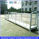 Платформа гондолы конструкции платформы работы гондолы Zlp630/Zlp800 ая веревочкой