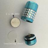Mini9 LED-Taschenlampe mit der Perle beschichtet