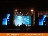 Tela de indicador video do diodo emissor de luz do evento do fundo de estágio/sinal/painel/parede/quadro de avisos Rental ao ar livre internos